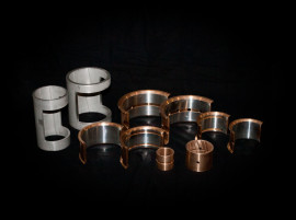Babbitted Bronze Bearings