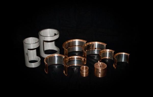 Babbitted Bronze Bearings