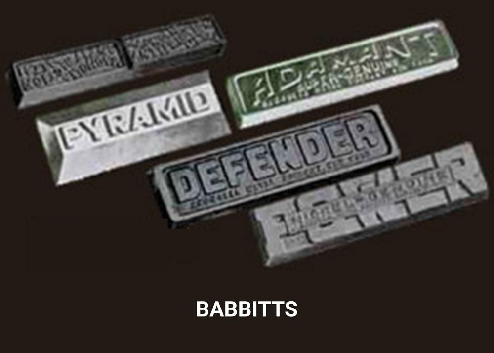 Babbitts